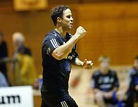 Håndball, 11. desember 2002. Eliteserien, Gildeserien herrer, Kragerø - Stord 25-32. Martin Axelsson , Stord