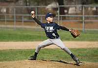 Laconia Little League opening day parade, first pitch and game time.  Karen Bobotas for the Laconia Daily Sun