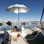 Boater Tim Martin