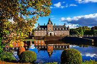 Anholt Castle, Anholt, North Rhine-Westphalia, Germany