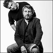 Bruno Podalydès et Pierre Salvadori
