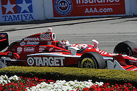 Scott Dixon, Toyota Grand Prix of Long Beach, Streets of Long Beach, Long Beach, CA USA 4/17/2011