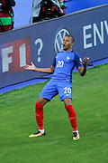 Kylian MBAPPE (FRA) scored a goal, celebration during the FIFA World Cup Russia 2018, Qualifying Group A football match between France and Netherlands on August 31, 2017 at Stade de France in Saint-Denis, France - Photo Stephane Allaman / ProSportsImages / DPPI