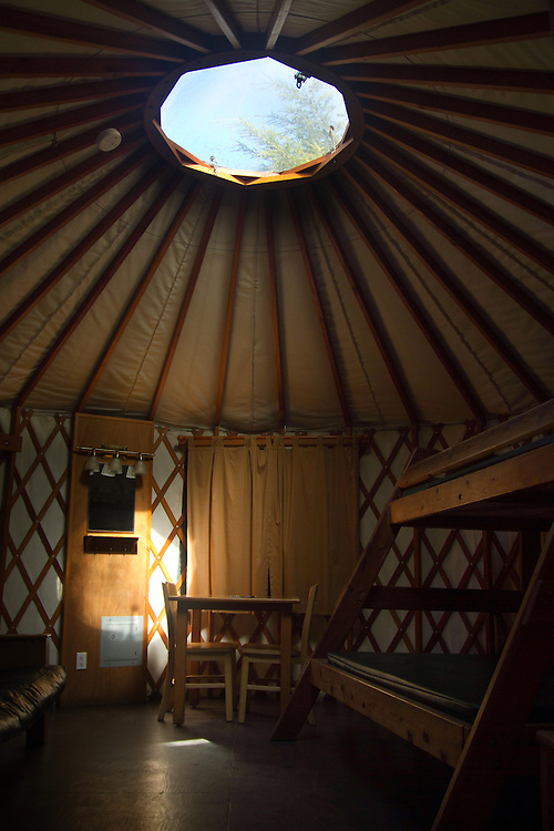 Cape Lookout State Park yurt.The Oregon Coast, a classic, beautiful road trip. Heading West from Portland to Tillamook, with a detour to the fishing village of Garibaldi, through Cape Lookout State Park and on to our final destination of Pacific City.