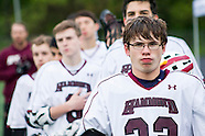 5.6.2016 - Boys Varsity Lacrosse - Long Reach vs Hammond