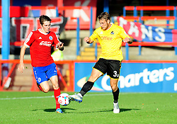 Bristol Rovers' Lee Brown - Photo mandatory by-line: Neil Brookman - Mobile: 07966 386802 - 11/10/2014 - SPORT - Football - Aldershot - Recreation Ground - Aldershot Town v Bristol Rovers - Vanarama Football Conference