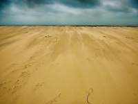 North of France, beach - Berck/mer