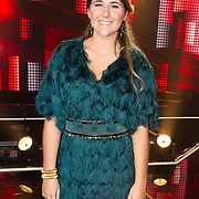 NLD/Hilversum/20151211 - 2e Liveshow The Voice of Holland, TVOH, Melissa Janssen