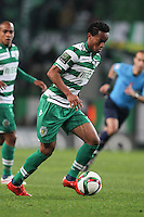 Andre Carrillo   - 08.02.2015 - Sporting / Benfica - Liga Sagres<br />Photo : Carlos Rodrigues / Icon Sport