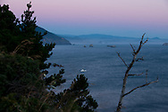 2014 JUL 28: The Elk River Salmon Emphasis Area outside of Port Orford, OR.