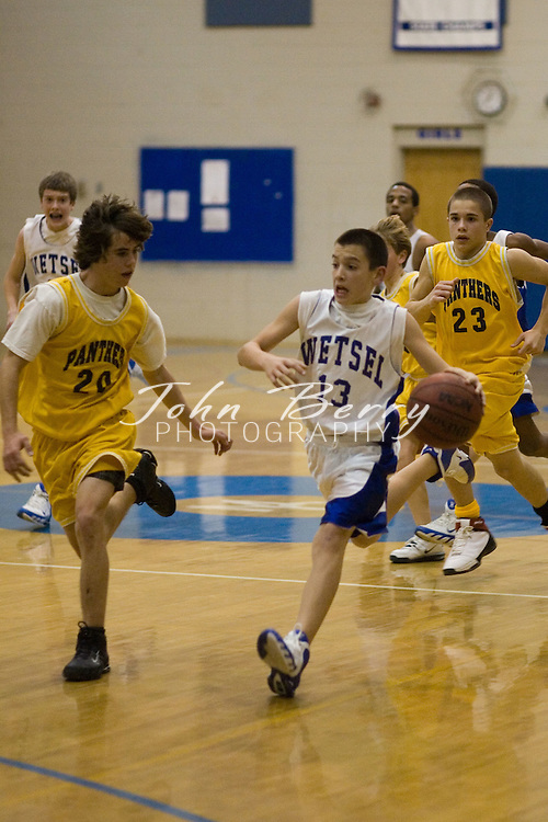 Wetsel Boys vs Rappahannock.January 6, 2005