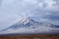 Winter Comes Early in Nevada. Image taken with a Nikon D300 and 50 mm f/1.4D lens (ISO 200, 50 mm, f/4.8, 1/100 sec).