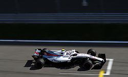 September 29, 2018 - Sochi, Russia - Motorsports: FIA Formula One World Championship 2018, Grand Prix of Russia, .#35 Sergey Sirotkin (RUS, Williams Martini Racing) (Credit Image: © Hoch Zwei via ZUMA Wire)