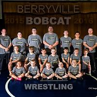 2016 Berryville Youth Wrestling Team
