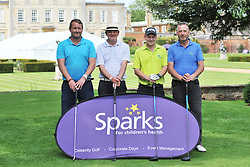 TEAM MB DESIGN FIT, Sparks Leon Haslam Golf Day Wellingborough Golf Course Tuesday 7th June 2016