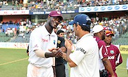 Cricket - India v West Indies 3rd Test D5