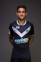 Matheus Pereira during Photoshooting of Bordeaux for new season 2017/2018 on September 29, 2017 in Bordeaux, France. <br /> Photo : FCGB / Icon Sport