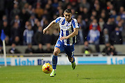 Brighton & Hove Albion winger Anthony Knockaert (11) during the EFL Sky Bet Championship match between Brighton and Hove Albion and Newcastle United at the American Express Community Stadium, Brighton and Hove, England on 28 February 2017.