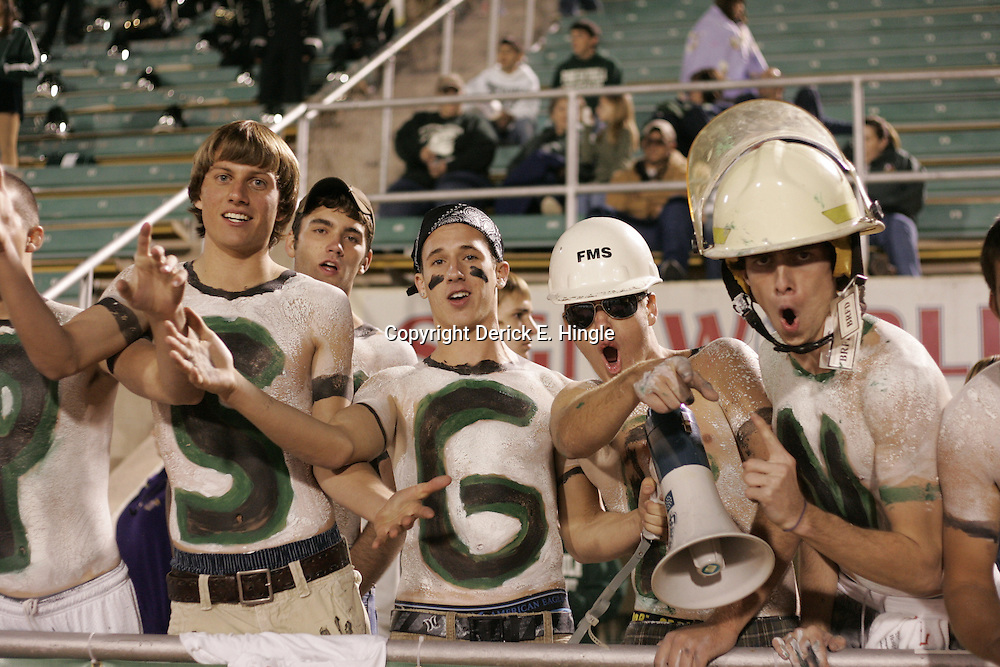 07 November 2008:  The Ponchatoula Green Wave defeated District 7-5A rival the Hammond Tornados 34-13 at Strawberry Stadium in Hammond, LA . The Green Wave with the win clinched a spot in the 2008 playoffs.
