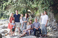 family photo shoot at pauanui on the coromandel peninsula photography by felicity jean photography coromandel photographer