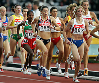 Friidrett, 12. august 2005, VM Helsinki, <br />