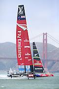 America's Cup 2013, San Francisco, CA.