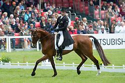 Price Tim, (NZL), Ringwood Sky Boy<br /> Dressage <br /> Mitsubishi Motors Badminton Horse Trials - Badminton 2015<br /> © Hippo Foto - Jon Stroud<br /> 08/05/15