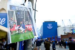 A general view of Goodison Park home to Everton - Mandatory by-line: Robbie Stephenson/JMP - 23/04/2018 - FOOTBALL - Goodison Park - Liverpool, England - Everton v Newcastle United - Premier League