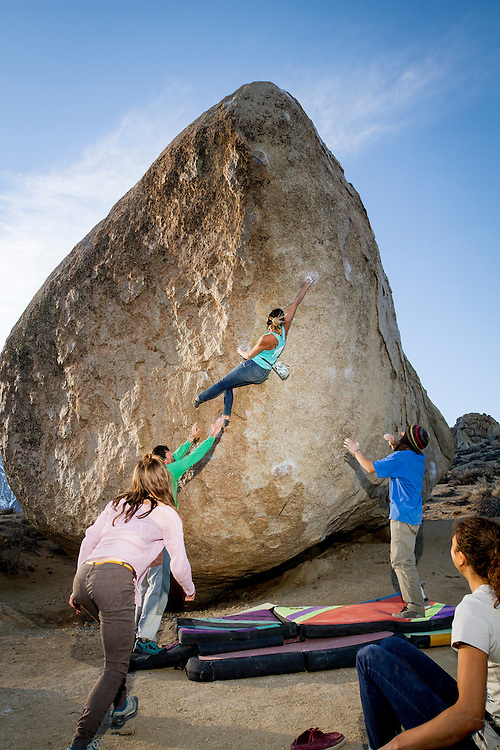 Shelma Jun works on the moves to Saigon, v6.<br />