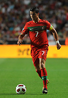 20110604: LISBON, PORTUGAL - Portugal vs Norway: UEFA EURO 2012 Qualifying. In picture: Cristiano Ronaldo (Potugal). PHOTO: Alvaro Isidoro/CITYFILES