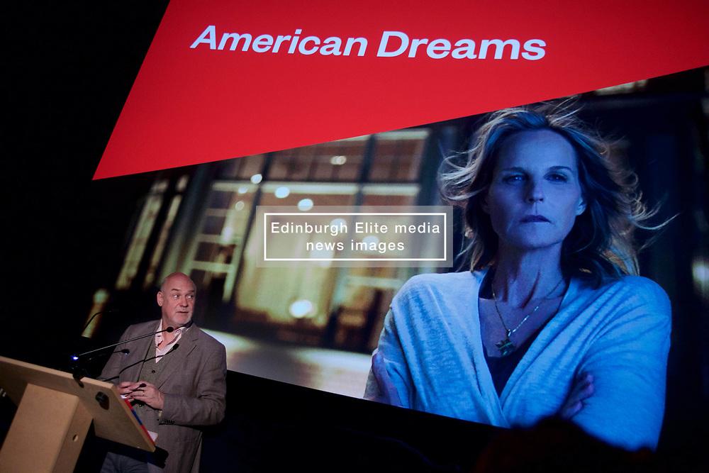 Mark Adams, artistic director, launches the 2019 programme for the Edinburgh International Film Festival, pic: copyright Terry Murden @edinburghelitemedia