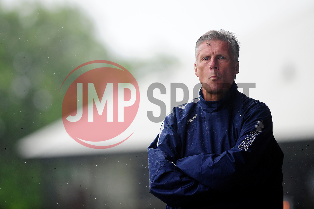 Bristol Rovers Manager, John Ward - Photo mandatory by-line: Dougie Allward/JMP - Tel: Mobile: 07966 386802 17/08/2013 - SPORT - FOOTBALL - Rodney Parade - London - Newport County V Bristol Rovers - Sky Bet league two