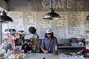Crate Cafe Staffs.