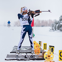 2019 Sun of a Gun Biathlon Race