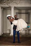 Waggter and Jonai Wedding | New Bern NC Photographers