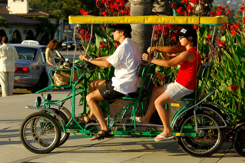 Surrey Tram Bicycles, Santa Barbara, California, United States of America