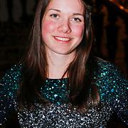 NLD/Amsterdam/20130327 - Inloop Schaatsgala 2012, Laurine van Riessen