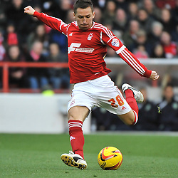 Nottingham Forest V Burnley | Championship | 23rd November 2013