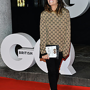 Claudia Winkleman Arrivers at GQ 30th Anniversary celebration at Sushisamba, The Market, Convent Garden on 29 October 2018.