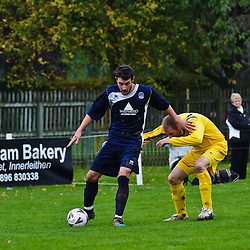Vale of Leithen v Cove Rangers   Scottish Cup   22 October 2011