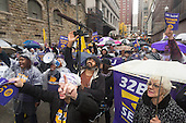 32BJ Strike Vote