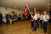 Marines Corps celebration of 241st birthday at Pheasant Ridge Country Club.   Karen Bobotas for the Laconia Daily Sun