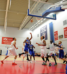 Bristol Academy Flyers' Doug Herring  - Photo mandatory by-line: Joe Meredith/JMP - Mobile: 07966 386802 - 27/09/2014 - SPORT - Basketball - Bristol - SGS Wise Campus - Bristol Academy Flyers v Plymouth Uni Raiders - British Basketball League