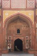 India, Uttar Pradesh, Agra, Agra Fort, Amar Singh gate