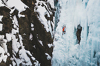 Day 1 - Ouray, Colorado has been long know for the Ice Climbing Park, the surrounding mountains also contain world class skiing.