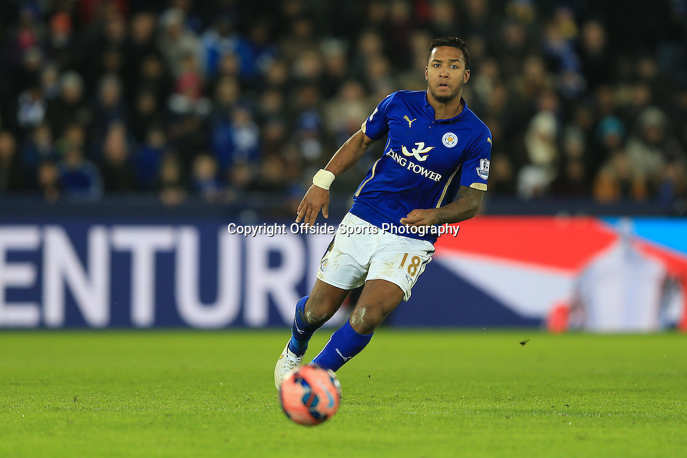 3 January 2015 - The FA Cup 3rd Round - Leicester City v Newcastle United - Liam Moore of Leicester City - Photo: Marc Atkins / Offside.