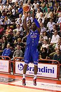 DESCRIZIONE : Campionato 2015/16 Giorgio Tesi Group Pistoia - Enel Brindisi<br /> GIOCATORE : Cournooh David Reginald <br /> CATEGORIA : Tiro tre punti<br /> SQUADRA : Enel Brindisi<br /> EVENTO : LegaBasket Serie A Beko 2015/2016<br /> GARA : Giorgio Tesi Group Pistoia - Enel Brindisi<br /> DATA : 04/10/2015<br /> SPORT : Pallacanestro <br /> AUTORE : Agenzia Ciamillo-Castoria/S.D'Errico<br /> Galleria : LegaBasket Serie A Beko 2015/2016<br /> Fotonotizia : Campionato 2015/16 Giorgio Tesi Group Pistoia - Enel Brindisi<br /> Predefinita :