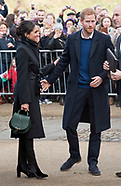 Meghan Markle & Prince Harry Visit Cardiff 2