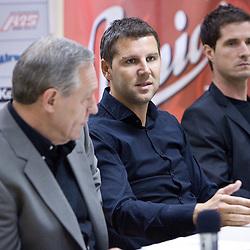 20091002: Handball - Press conference of Slovenian Men National Team