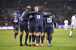 January 23, 2019 - Paris, France - 23 JULIAN DRAXLER (PSG) - JOIE (Credit Image: © Panoramic via ZUMA Press)